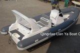 Liya 7,5 m barco chinês barcos de passageiros de ferry de costela para venda