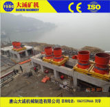 Rock & Stone/IRON ORE/calcaire/Sandvik/CS420/CH420/concasseur à cônes de vérin hydraulique
