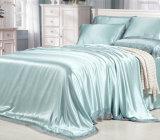 100%の純粋で贅沢なクワ絹の柔らかい皮の寝具