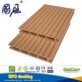 Comitato di plastica di legno 100% di Decking del composto WPC di Recycable 20-21mm