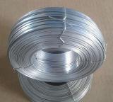 ブラジルの市場のための1kg/Rollパッキングによって電流を通されるワイヤー