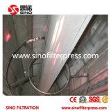 Constructeur de asséchage de filtre-presse de courroie de cambouis