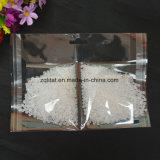 Kundenspezifische BOPP trennen verpackenden transparenten Beutel mit selbstklebendem