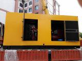 Generatore diesel silenzioso del generatore 100kw 125kVA con il motore di Weichai 4-Stroke