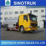 가솔린 수송을%s 25000-30000L HOWO 연료 트럭