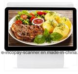 """Icp-E8600dl3 Windows7 15.6 het """" Dubbele Capacitieve Kasregister van het Scherm van de Aanraking Voor POS Systeem/Supermarkt/Restaurant/Kleinhandels"""