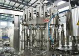 Enchimento do suco do frasco do animal de estimação e máquina de embalagem de alta velocidade