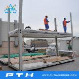 Facile montare le case prefabbricate del contenitore di prezzi più bassi