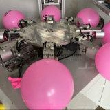 自動2つのカラー気球回転式スクリーンプリンター