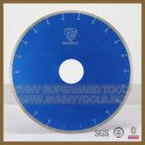 De super Schijf van de Diamant van de Vorm van de Kwaliteit W Natte Scherpe voor Graniet (Zonnige Hulpmiddelen 015)