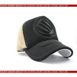 Почищенная щеткой крышка спорта бейсбольной кепки оптовой продажи конструкции изготовления хлопка