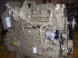 Motor diesel refrigerado por agua controlado electrónico Qsk19 de Ccec Cummins para el generador y el conjunto de generador