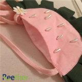 소녀 Handmade 귀여운 작은 어깨에 매는 가방 Chage 지갑 아이들 동전 주머니가 귀여운 수박 지갑에 의하여 농담을 한다