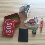 Открытый выживания в чрезвычайных ситуациях для передачи Sos выживания Tool Kit