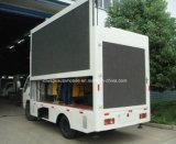 Forland 4X2 옥외 광고 트럭은 4 톤 LED 차량을 방수 처리한다