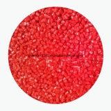 Jungfrau ABS Blut rotes Masterbatch für Einspritzung