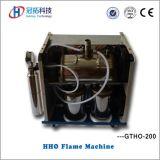 Machine de soudure argentée portative de bijou de machine de soudage à gaz de Hho petite