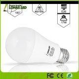 электрическая лампочка дневного света 5000K A19 17W E26 электрических лампочек 100-150W соответствующая СИД при перечисленный UL