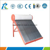 calefator de água solar da Não-Pressão 150L compata com certificado de Keymark