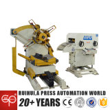 Numerical control roll Steel Coil Feeder Leveller with Uncoiler (MAC2-400)