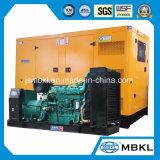 50kw/63kVA~1000kw/1250kVA Yuchai 엔진을%s 가진 최고 디젤 엔진 발전기
