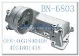 Ricambi auto di alluminio del coperchio del dispositivo di raffreddamento dell'olio per motori del benz di Mercedes (OEM: 4031840408/4031801438)