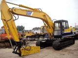 Usado escavadeira Kobelco SK200 Escavadeira de esteiras com Hammat Hidráulico