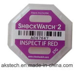 Adhesive Shipping Impact Label for Ramming Prevention