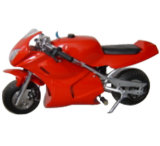 Pocket Bike CS-G020