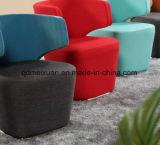 Einzelnes Stuhl-Kaffee-RaumKonzertsaal der Bibliotheks-Studien-Freizeit-Tuch-Kunst-Sofa-Stuhl-Sitzen-Raum (M-X3670)