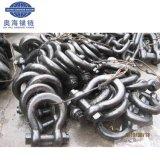 石油プラットホームの係留鎖のための端の手錠
