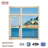 Finestra di alluminio della stoffa per tendine di Windows dei portelli superiori