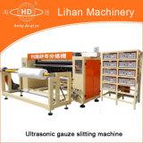 Ultraschallgaze-aufschlitzende Maschine