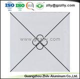 El Recubrimiento de rodillos de aluminio Wholesales Imprimir precio de fábrica con placa de techo