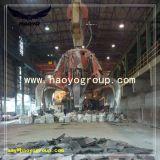 Hydraulisches orange Schalen-Stahlschrott-Hochleistungszupacken