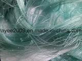 De blauwe Monofilament Nylon Netto Visserij van Vistuigen