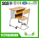 Bureau ergonomique de formation en bois moderne de mobilier scolaire pour l'élève (TA-24)