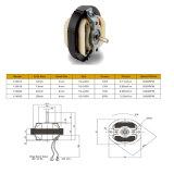 10-50 W Machine à laver la salle de bains d'échappement pour filtre à air du moteur du ventilateur