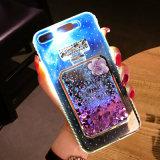 iPhone аргументы за силикона роскошного яркия блеска Rhinestone мягкое 6 6s 6plus 6splus 7 7plus