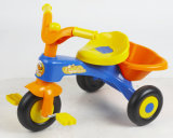 Conduite en plastique de bébé de véhicule de jouet d'enfants de qualité sur le véhicule