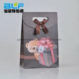 Kundenspezifischer Papierhochzeits-Geschenk-Beutel (BLF-PB068)