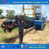 Los buques Draga utilizadas para la venta, de 14 pulgadas utiliza draga de succión cortadora