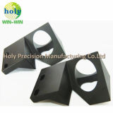 Haute tolérance pièce de métal en aluminium de précision avec l'usinage fraisage CNC
