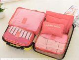 [هيغقوليتي] رخيصة زاويّة فسحة 6 مجموعة إمرأة سفر تخزين حقيبة