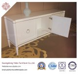 Мебель гостиницы с белым шкафом картины для живущий комнаты (YB-T-861)