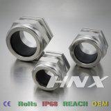 Maken de Vrije Steekproeven van Hnx IP68 Roestvrij staal 303 304 de Klier van 316 Kabel M32 waterdicht