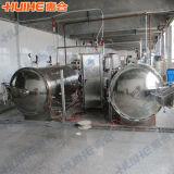 Esterilizador de aquecimento eléctrico na China de retorta