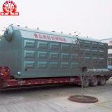 Doppelter Trommel-Niederdruck-reisender Gitter-Kraftstoff-Kohle-Dampfkessel