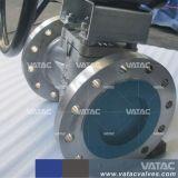 Tipo valvola a rubinetto del manicotto dell'acciaio inossidabile CF8/CF8m