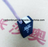 Гидромотор используйте E49R75 угольных щеток Сделано в Китае